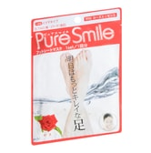 PURE SMILE Foot Sheet Mask (Rose) 1 piece