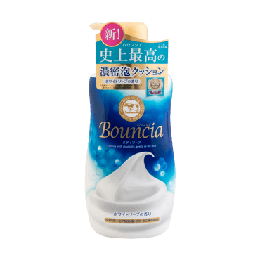 COW BOUNCIA Body Wash 500ml @Cosme Award No.1