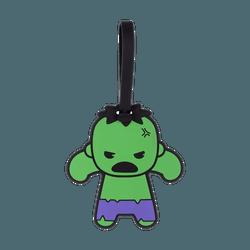 名创优品Miniso 漫威人物行李牌 绿巨人