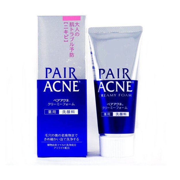 Product Detail - LION Pair Acne Cleansing Foam 80g - image 0