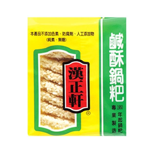 商品详情 - 台湾汉正轩 咸酥锅粑 200g - image  0