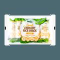 JAYONE Crunchy Rice Snack Original Flavor 120g