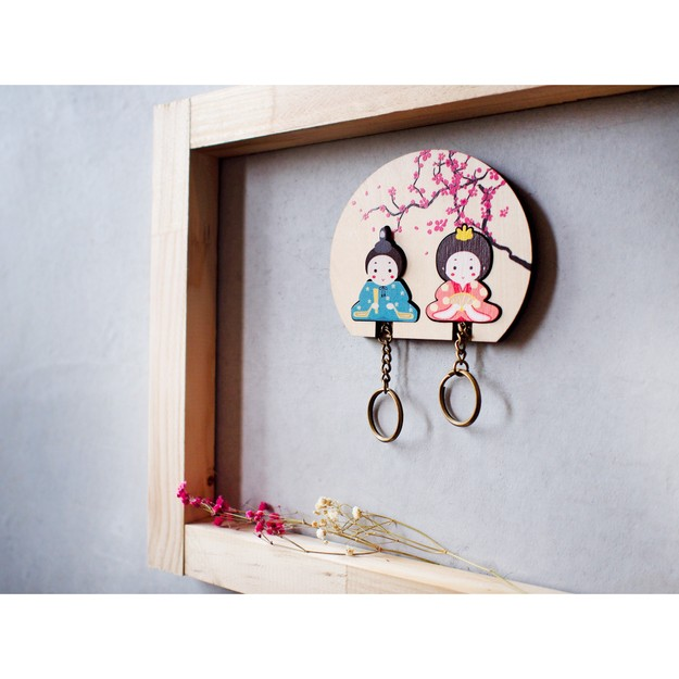 Product Detail - DAZZY LIFE Key House #Japanese Couple - image 0