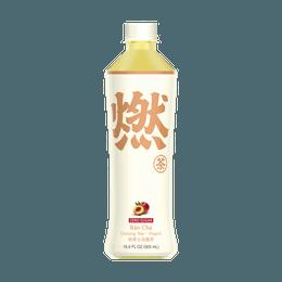 Genki Forest Sugar Free Peach Oolong Tea 500ml