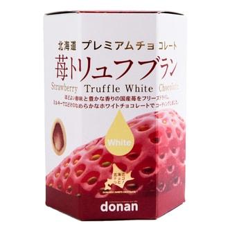 Donan Strawberry Truffle White Chocolate 116g