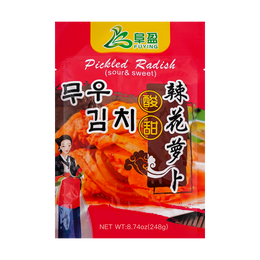 Pickled Redish (Sweet & sour) 248g