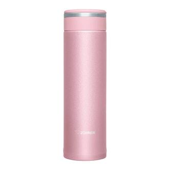 日本ZOJIRUSHI象印 轻量保温杯 粉红色 480ml SM-JHE48PR