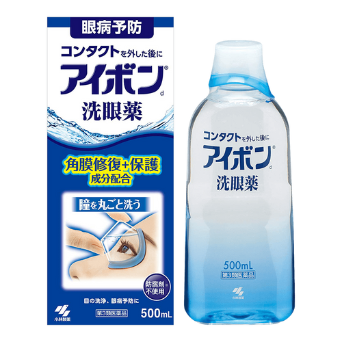 KOBAYASHI  Eye Wash blue 500ml