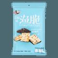台湾北海安 渔脆 芝麻味 22g