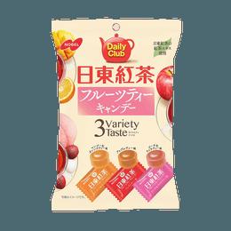 Mixed Flavor Fruit Tea Hard Candy 90g