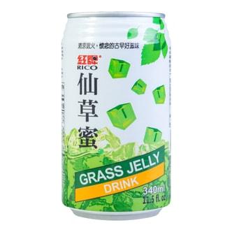 台湾RICO红牌 仙草蜜 340ml