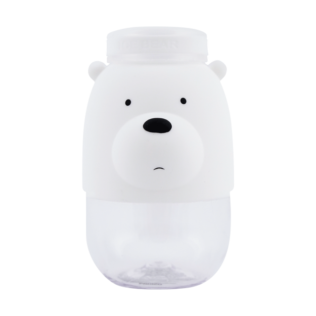 Product Detail - Miniso We Bare Bears- Tritan Water Bottle 380ml (Ice Bear) - image 0