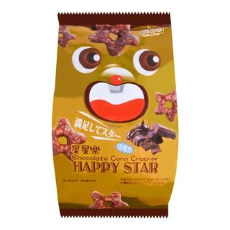 台湾雪之恋 星星乐 巧克力味 55g