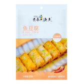YANTING FISHERMAN Fish Tofu Cake-Spicy 85g
