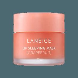 Lip Sleeping Mask Grapefruit 20g