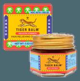 新加坡TIGER BALM虎标 樟薄玉香软膏 红色温感型 18g