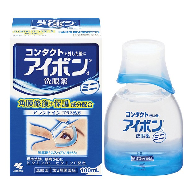 Product Detail - KOBAYASHI Corneal Protection Eye Wash 100ml - image 0