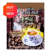 Old Village Pre-mixed White Coffee 15pcs