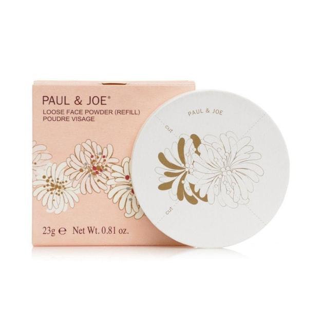 Product Detail - PAUL&JOE Loose Face Powder #02 Refill - image 0