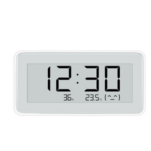 商品详情 - [中国直邮]小米 MI 小米米家系列电子温湿度计Pro LYWSD02MMC 无线连接蓝牙4.0 可连接米家APP 1个装 - image  0