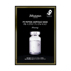 JM SOLUTION P9 Peptide Ampoule Mask Firming 5 Sheets