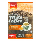 SUPER Charcoal Roasted Brown Sugar White Coffee 36g*15packs