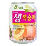 韩国NONGHYUP 水蜜桃果肉果汁 240ml