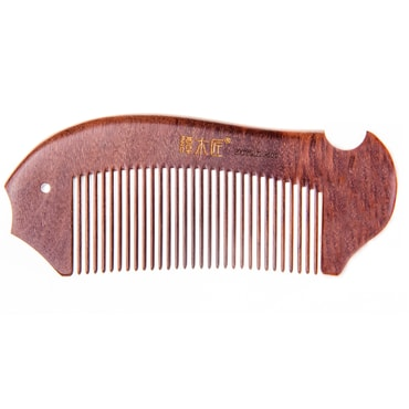 TAN MUJIANG Handcraft Natural Wood Hair Combs Accesory For Women Men brides Curly Hair Straight hair