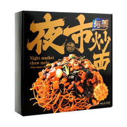 YUMEI Night Market Chow Mein-Soy Sauce Flavor 145g