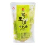 [台湾直邮]台湾万里晴牛轧糖 抹茶蔓越莓 250g/包