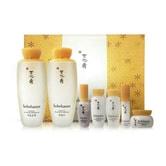 韩国 SULWHASOO 雪花秀滋阴水乳两件套盒补水保湿去黄精华二件套装