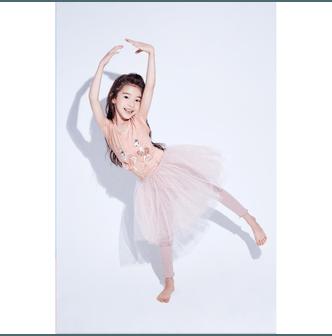 MOONYA MOONYA Girl Crop Leggings #Pink (M 120-140cm)
