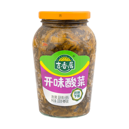 JXJFOOD Freshing Pickles 426g