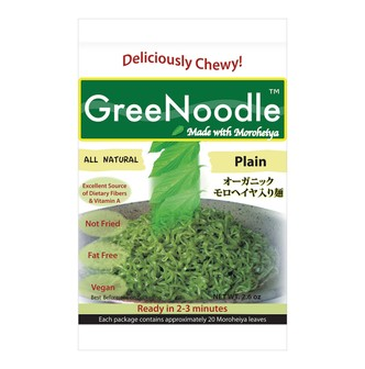 GreeNoodle Plain 100g