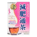 日本山本汉方制药 清肠通茶花草茶 15g*20包入
