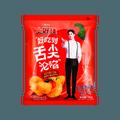 OISHI上好佳 田园薯片 甜辣口味 50g 王一博款