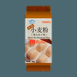 白鲨 馒头包子预拌粉 1000g