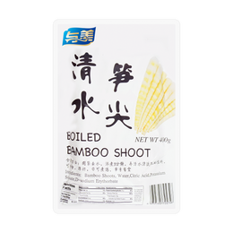YUMEI Boiled Bamboo Shoot 400g