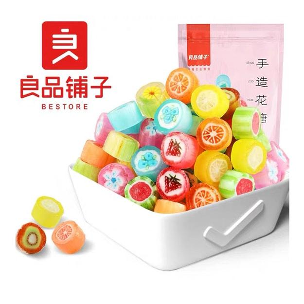 商品详情 - [中国直邮] BESTORE 良品铺子手造花糖40g - image  0
