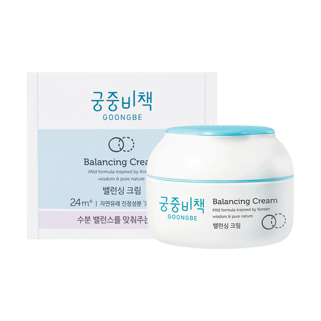 Product Detail - Korea GOONGBE Baby Toddlers Balancing Cream 180g 24 months+ 2 Years Old+ - image 0