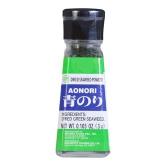 日本三岛 AONORI 青海苔粉 3g