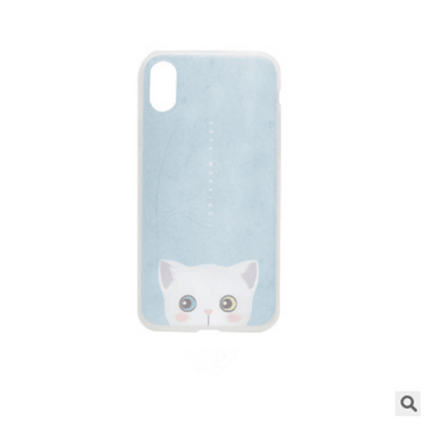 Product Detail - MAOXIN Original Art Illustrations Cute Cat Series Apple Cell Phone Case For IPhone7 / IPhone8  Dana  1PC - image 0