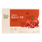 韩国正官庄  高丽参石榴浓缩液 50ml*30包入 李敏镐代言红参精饮品