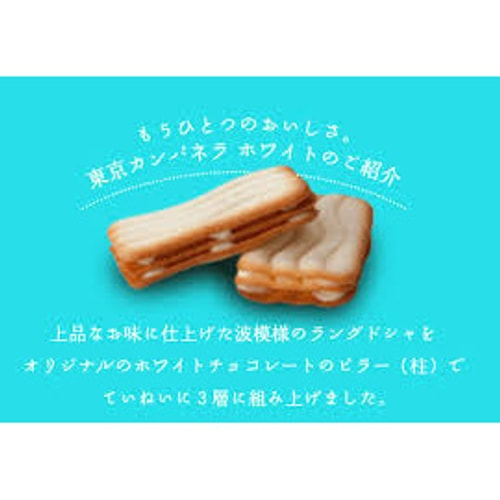 Tokyo Campanella White Chocolate Cookies(10 pieces)