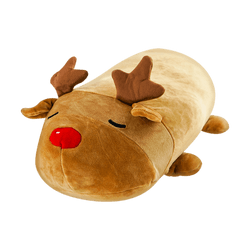 MINISO Christmas Series Cylindrical Elk Plush Doll