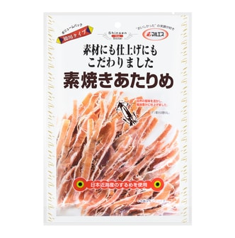MARUESU Dried Seasoned Squid Jerky 44g