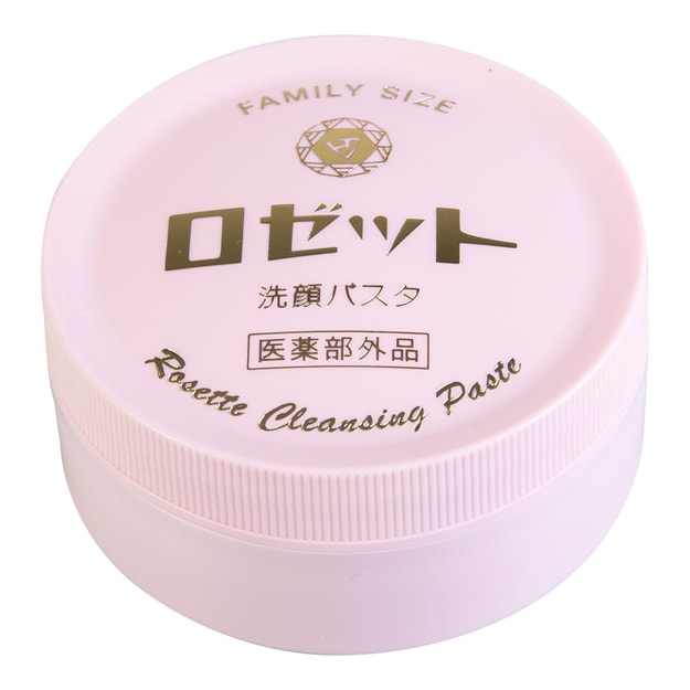 Product Detail - ROSETTE Cleansing Paste Face Wash for Normal Skin 90g - image 0