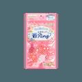 日本KINCHO金鸟 天然成分驱虫环  粉红色 30 件