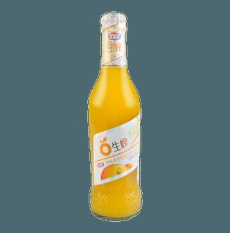 宏宝莱 生榨香橙天然果肉饮品 300ml