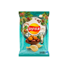 Lay's Potato Chips Chestnut Flavor 60g